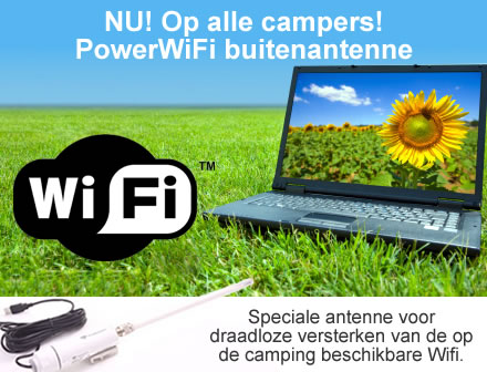 wifi como campers